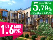 Город-курорт «Май» 9 км от МКАД Уникальные -20% -17%
